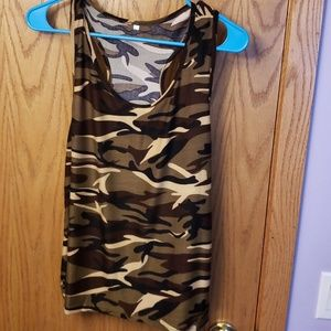 Tops - Super stretchy tank top